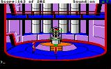Space Quest: Chapter I - The Sarien Encounter Amiga The star generator!