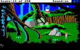 Space Quest II: Chapter II - Vohaul's Revenge Amiga Maybe one of those spores could come in handy?