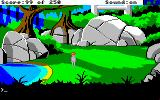 Space Quest II: Chapter II - Vohaul's Revenge Amiga How do I get past that rock?