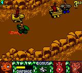 Antz Racing Game Boy Color You are on the 3rd place by now. You should be first to progress further.