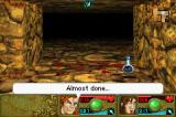Mazes of Fate Game Boy Advance Some enemies drop items which can be sold on or used