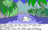 Mindshadow Commodore 64 HELP! I've drowned!