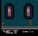 Ninja Crusaders NES Don't ask what this knight doing here