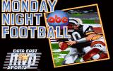 ABC Monday Night Football DOS Title screen
