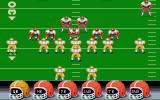 ABC Monday Night Football DOS In-game play