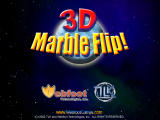 3D Marble Flip Windows Title screen