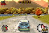 Top Gear Rally Game Boy Advance Championship in Great Lakes