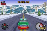 Top Gear Rally Game Boy Advance Championship in Alpine Vista
