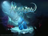 Aquaria Windows Main menu