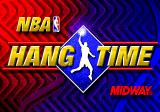 NBA Hang Time Genesis Title screen