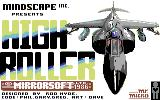 High Roller Commodore 64 Title screen