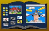 Inspector Gadget: Mission 1 - Global Terror! DOS We can use Penny's book to activate gadgets
