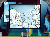Spy Kids Learning Adventures: Mission: The Nightmare Machine Windows Ice giants -- try to stay away