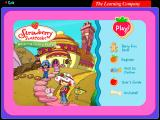 Strawberry Shortcake: Amazing Cookie Party Windows Splash screen