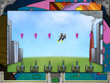 Spy Kids Learning Adventures: Mission: The Candy Conspiracy Windows Minigame #3: Taffy Canons
