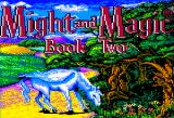 Might and Magic II: Gates to Another World Apple II Title screen