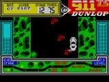 911 TS ZX Spectrum Game over