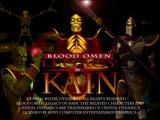 Blood Omen: Legacy of Kain PlayStation Title screen
