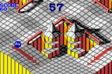 Marble Madness / Klax Game Boy Advance Marble Madness: follow the arrows to reach the goal.