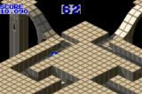 Marble Madness / Klax Game Boy Advance Marble Madness: you can move fast through the maze as there is no fear of falling off.