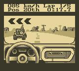 Jeep Jamboree: Off Road Adventure Game Boy Racing through the desert