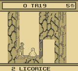 David Crane's The Rescue of Princess Blobette Starring A Boy and his Blob Game Boy The Boy and his Blob