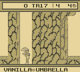 David Crane's The Rescue of Princess Blobette Starring A Boy and his Blob Game Boy Vanilla = Umbrella