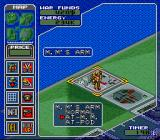 Metal Marines SNES The weapons carried by the metal marines can be adjusted for that extra advantage in battle