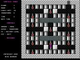 Vampiric Tower DOS Level 3 introduces spikes