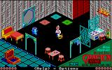 """Get Dexter!"" Atari ST The first room in the game"