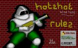 Hotshot Atari ST The title screen
