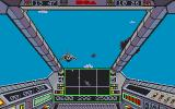 Skyfox Amiga Flying.