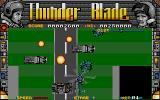 ThunderBlade Atari ST First stage