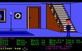Maniac Mansion Commodore 64 The second floor.
