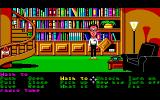Maniac Mansion Amiga In the library.