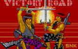 Ikari Warriors II: Victory Road Atari ST The title screen