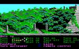 Zak McKracken and the Alien Mindbenders DOS Near Myan ruins