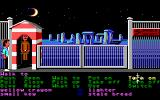 Zak McKracken and the Alien Mindbenders DOS Near Stone hedge