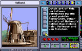 Where in Time is Carmen Sandiego? DOS searching in Holland - MCGA/VGA