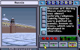 Where in Time is Carmen Sandiego? DOS continue on to Russia - MCGA/VGA