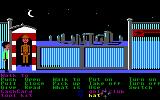 Zak McKracken and the Alien Mindbenders Commodore 64 In England.