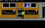 Zak McKracken and the Alien Mindbenders Commodore 64 Asked for what?