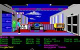 Zak McKracken and the Alien Mindbenders Amiga At an airport.