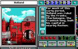 Where in Time is Carmen Sandiego? DOS searching in Holland - EGA