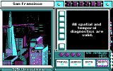 Where in Time is Carmen Sandiego? DOS leaving San Francisco - CGA