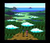 Ys III: Wanderers from Ys TurboGrafx CD Magnificent View