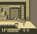 Double Dragon Game Boy Pits are crucial to taking out enemies quickly.