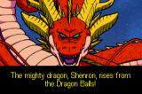 Dragon Ball GT: Transformation Game Boy Advance The dragon appears