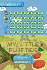 My Little Flufties Nintendo DS Title