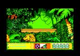"Crazy Shot Amstrad CPC Playing ""Jungle Adventure"""